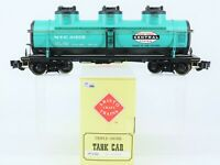 G Scale Aristocraft ART-41602 NYC New York Central 3-Dome Tank Car #41602
