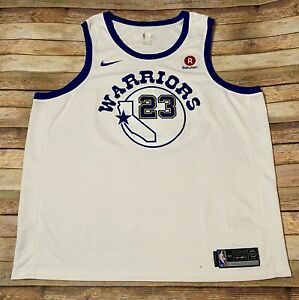 Nike GOLDEN STATE WARRIORS Jersey DRAYMOND GREEN Swingman Authentic White NBA 60