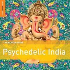 The Rough Guide to Psychedelic India 0605633133226 Various Artists