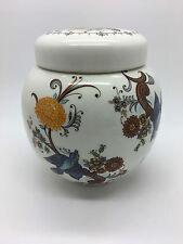 Vintage Sadler Ginger Jar in Bird of Paradise Design