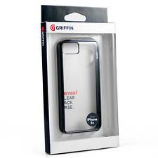 GENUINE GRIFFIN REVEAL APPLE IPHONE 5C ULTRA THIN CASE COVER BLACK CLEAR GB38244