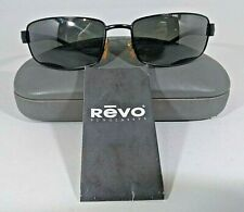 "Revo ""Tate"" Sunglasses W/ High-Contrast Polarized Serilium+ Lenses W/ Box"