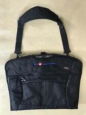 Victorinox Swiss Army Black Bifold Garment Bag Travel Luggage Carry-On