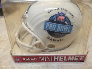 NFL PRO BOWL 2006 RIDDELL MINI HELMET - NEW-Unopened - low bid