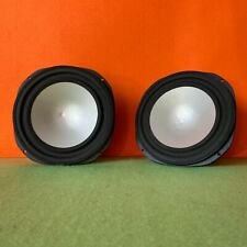 More details for mordaunt short ms914 speaker bass driver ms6w5-3r5 - tested, working!