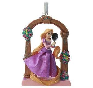 Disney Store 2020 RAPUNZEL Tangle Fairytale Moments Sketchbook Ornament NWT
