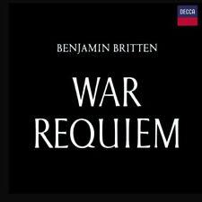 Various Artists - Britten: War Requiem (CD) (1999)