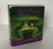 Harry Potter and the Half-Blood Prince Audiobook Unabridged 17 CDs JK Rowling