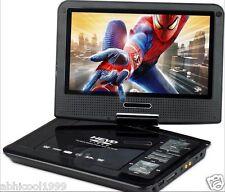 "FINEST 7.8"" 3D PORTABLE LAPTOP EVD/DVD PLAYER, LED TV TUNER,USB CARD READER,GAME"