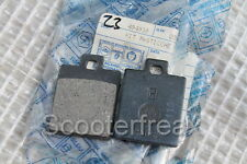 Piaggio NRG Power 50 Brake pads rear NEW 494938 647170 Purejet VEspa ET 4 Lea