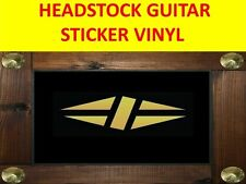 HEADSTOCK DIAMOND LES PAUL GOLD STICKER VISIT OUR STORE WITH MANY MORE MODELS