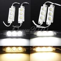 3er Power SMD 5050/5630 LED Module Lampe Licht Leuchte Werbung Wasserdicht IP68