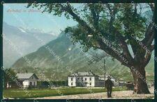 Bolzano Merano ABRASA cartolina VK1001