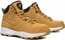 Nike Manoa 454350-700 Men's Leather Boots Sizes New in Box Size 8-8.5-9