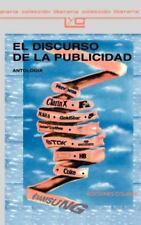 El Discurso de la Publicidad (1997, Paperback)
