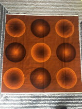 Verner Panton tissus spectrum Mira X vintage seventies