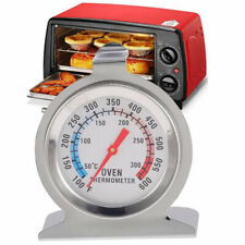 Quality Stainless Steel Oven Cooker Thermometer Temperature Gauge 300ºC , 600ºF