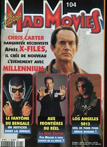 Ciné-Fantastique Mad Movies N°104