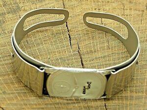 Vintage Watch Band Stainless Steel NOS Unused 17.5mm Don Juan USA Bracelet