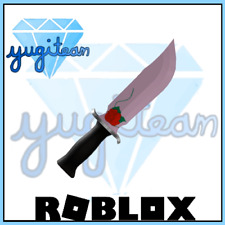 💎ROBLOX💎 Blossom Valentines 2016 Knife MM2 Murder Mystery 2 In-Game Item!