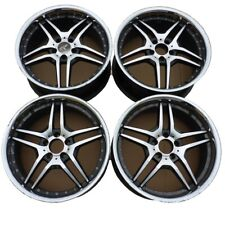 4 Stück Alufelgen 19' Audi, Mercedes 5x112 - 8,5J - Et45 - Corniche Wheels