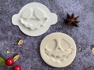 Pumpkin | Spooky | Halloween | Embossing Stamp | ebs143 | Cupcake | Fondant Cake