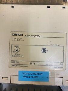 OMRON C200H-DA001