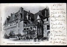 PERIGUEUX (24) VILLA , MAISON DU BORD DE L'EAU en 1902