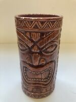 Vintage Tiki Cup KC Co Hawaii Ceramic Cup Collectable Hawaiian Mug