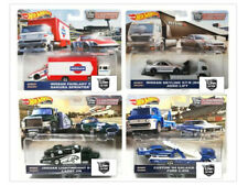 Hot Wheels 2019 Car Culture Team Transport Case F Set of 4 Trucks FLF56-956F