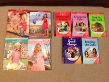 Mixed Lot of 9 American Girl Doll Books