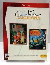 jeu pc collection lucas arts star wars rebel assault - dark forces