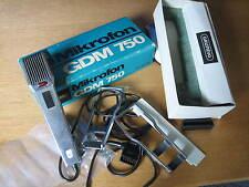 Grundig Mikrofon-Lautsprecher GDM 750 für Stenorette Diktiergerät 1973-/74