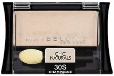 Maybelline Expertwear Eye Shadow - Chic Naturals - Champagne Fizz 30S