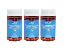 CAW Hypersorption Cycloastragenol | 5 Mg 30 Capsules 3 bottles