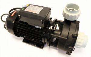 LX WP200-II Hot Tub Pump. 2 Speed, 2HP Spa Pump