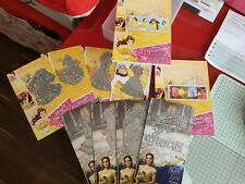 Beauty and the Beast Dies & Charisma, Background Paper and Card Pad Collection