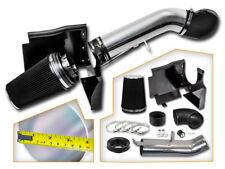 COLD AIR SHIELD INTAKE BLACK FILTER FOR 99-06 Silverado 1500 V8 4.8L 5.3L 6.0L