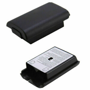 2x Back Battery Holder Pack Shell Cover For Xbox 360 Wireless Controller UK