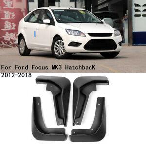 OEM Splash Guards Mud Guards Mud Flaps For 2012-2018 Ford Focus MK3 HatchbacK