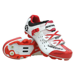 Breathable Mountain Bike Shoes MTB Bicycle Sneaker for SPD Adjustable Buckle