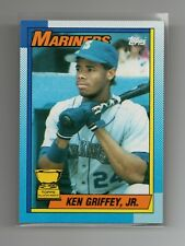1990 Topps Ken Griffey Jr. All-Star Rookie Cup Bloody Scar. Very bright print NM
