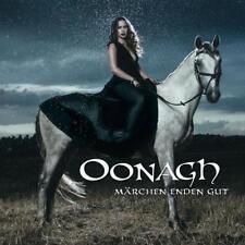 OONAGH - Märchen Enden Gut -- CD  NEU & OVP