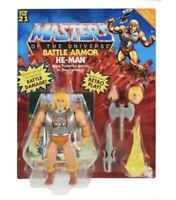 Mattel Masters of the Universe Origins Battle Armor He-Man Figure MOTU PREORDER