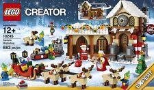 Building Santa Multi-Coloured LEGO Complete Sets & Packs