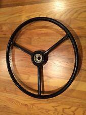"Big Truck Steering Wheel 21"" 40's 50's 60's Ford F1 Ratrod Chevy KW Mack Dodge"