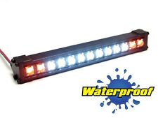 Gear Head RC 1/10 Scale Trail Torch LED Light Bar - White and Amber  GEA1160