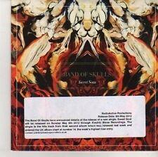 (CV67) Band Of Skulls, Sweet Sour - 2012 DJ CD