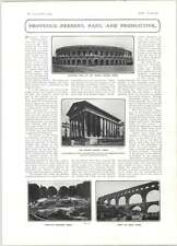 1905 Provence passato presente e produttivi non fidarti del tuo approvvigionamento idrico