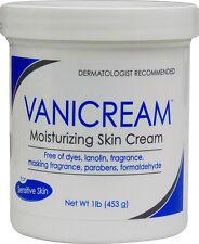 Vanicream Skin Cream Jar With Regular Cap 1 Lb: 12 pack